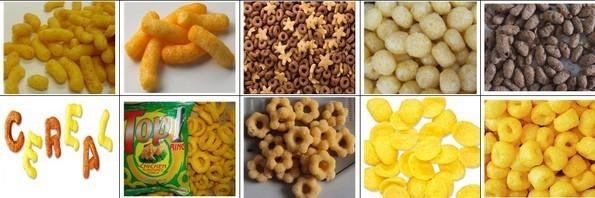 膨化玉米棒食品加工設備